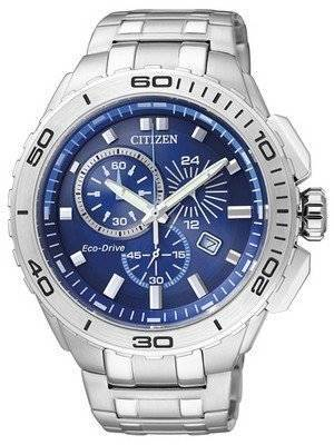 Citizen Eco-Drive Chronograph AT0960-52L AT0960 Men's Watch