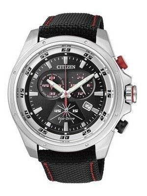Citizen Eco-Drive Chronograph AT0975-04E AT0975-04 Men's Watch