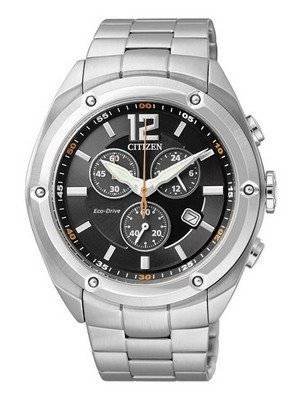 Citizen Eco-Drive Chronograph AT0980-63E AT0980-63 Men's Watch