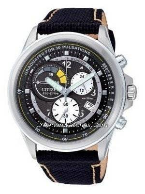 Citizen Gent's Eco Drive Chronograph Watch AT1150-31E