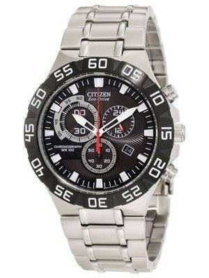Citizen Eco-Drive Chronograph AT2090-51E Men's Watch