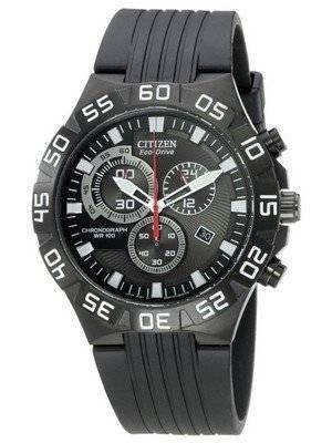 Citizen Eco-Drive Chronograph AT2095-07E Men's Watch