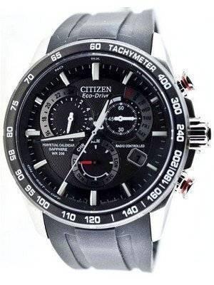 Citizen Atomic Perpetual Chronograph Sports AT4008-01E Mens Watch