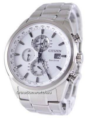 Citizen Eco-Drive Chronograph Radio Controlled Atomic AT8011-55A