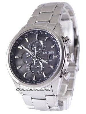 Citizen Eco-Drive Chronograph Atomic AT8011-55E
