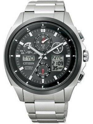 Citizen Attesa Eco-Drive ATV53-3023 Watch