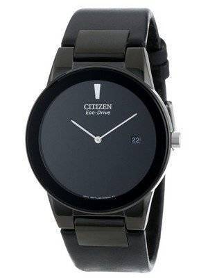 Citizen Eco-Drive Axiom Dress Collection AU1065-07E Men's Watch