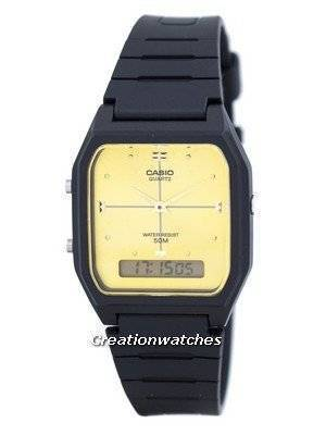 Casio Analog Digital Quartz Dual Time AW-48HE-9AVDF AW-48HE-9AV Men's Watch