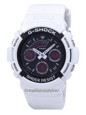 Casio G-Shock Crazy Color White AW-591SC-7A AW-591SC AW-591SC-7 Watch