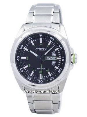 Citizen Eco-Drive Analog AW0020-59E Men's Watch