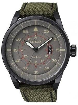 Citizen Eco-Drive Aviator Power Reserve AW1365-01H Men's Watch