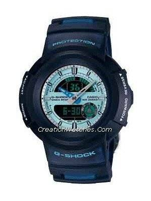 Casio G-Shock Digital-Analog Combination Series AW-582TM-2ADR