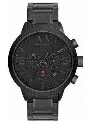 Armani Exchange Chronograph Black Dial AX1277 Men's Watch