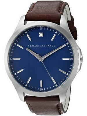 Armani Exchange Diamond Accent Quartz AX2181 Men's Watch