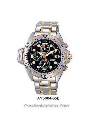 Citizen Aqualand Diver Promaster AY5004-55E