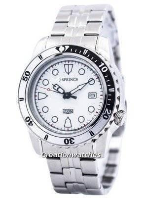 J.Springs by Seiko Prestige Sports Quartz 200M BBH102 Men's Watch