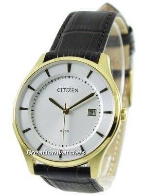 Citizen Gold Tone White Dial BD0043-08A Men's Watch