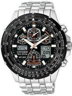Citizen Skyhawk Eco Drive Radio Controlled JY0000-53E JY0000 Promaster Men's Watch