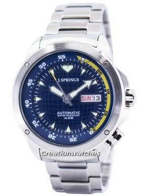 J.Springs by Seiko Automatic Navy Dial 100M BEB022 Men's Watch
