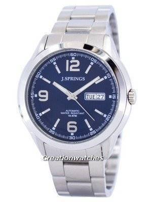 J.Springs by Seiko Automatic Blue Dial 100M BEB036 Men's Watch