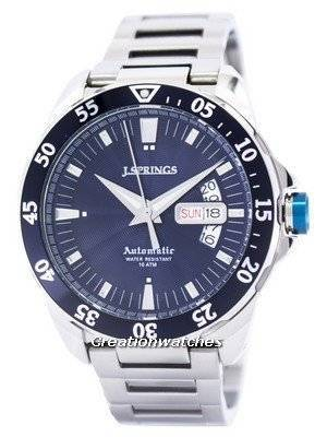J.Springs by Seiko Automatic Blue Dial 100M BEB068 Men's Watch