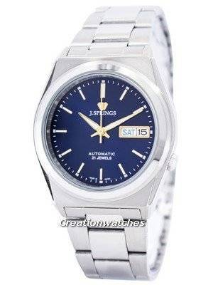J.Springs by Seiko Automatic 21 Jewels Japan Made BEB502 Men's Watch