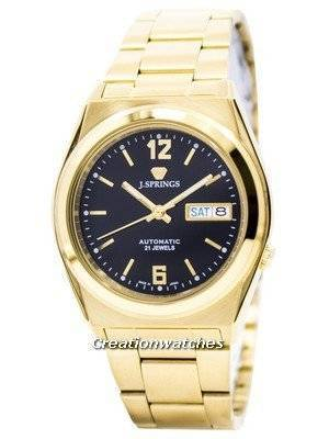 J.Springs by Seiko Automatic 21 Jewels Japan Made BEB517 Men's Watch