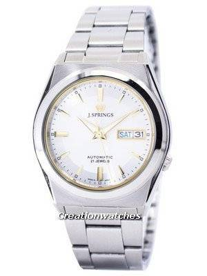 J.Springs by Seiko Automatic 21 Jewels Japan Made BEB519 Men's Watch
