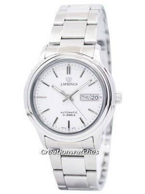 J.Springs by Seiko Automatic 21 Jewels Japan Made BEB523 Men's Watch