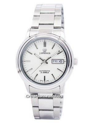 J.Springs by Seiko Automatic 21 Jewels Japan Made BEB524 Men's Watch