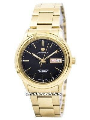J.Springs by Seiko Automatic 21 Jewels Japan Made BEB527 Men's Watch