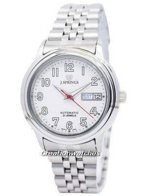J.Springs by Seiko Automatic 21 Jewels Japan Made BEB533 Men's Watch