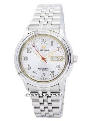 J.Springs by Seiko Automatic 21 Jewels Japan Made BEB534 Men's Watch