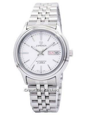 J.Springs by Seiko Automatic 21 Jewels Japan Made BEB538 Men's Watch