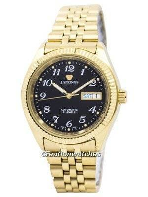 J.Springs by Seiko Automatic 21 Jewels Japan Made BEB558 Men's Watch