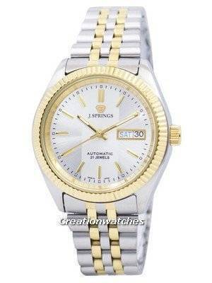 J.Springs by Seiko Automatic 21 Jewels Japan Made BEB560 Men's Watch