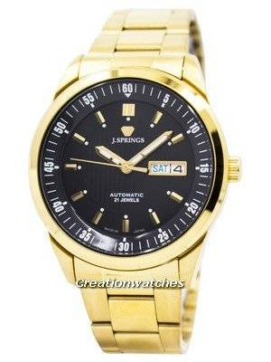 J.Springs by Seiko Automatic 21 Jewels Japan Made BEB584 Men's Watch