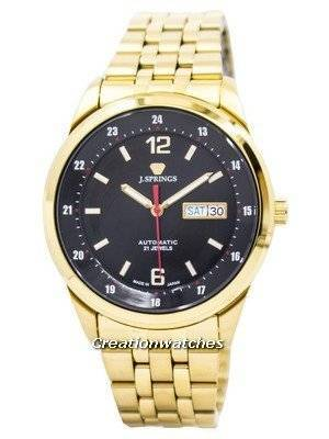 J.Springs by Seiko Automatic 21 Jewels Japan Made BEB597 Men's Watch
