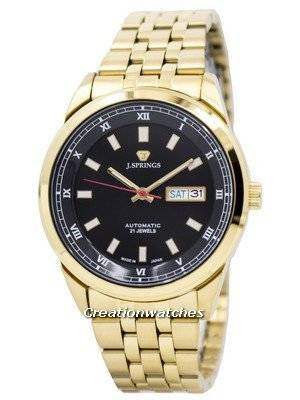 J.Springs by Seiko Automatic 21 Jewels Japan Made BEB605 Men's Watch