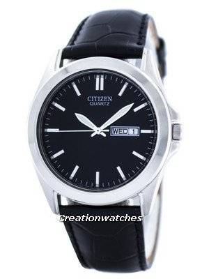 Citizen Quartz Black Dial BF0580-06E Men's Watch