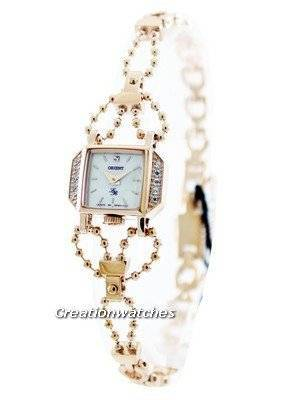 Orient Quartz Lady Rose BFBG001W Women's Watch