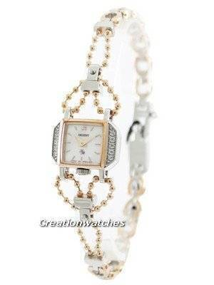 Orient Quartz Lady Rose BFBG002W Women's Watch