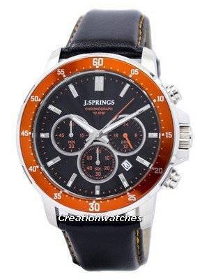 J.Springs by Seiko Sports Quartz Chronograph 100M BFC005 Men's Watch