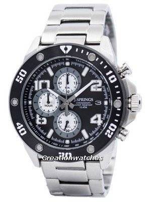 J.Springs by Seiko Tokyo Style Chronograph Quartz 100M BFH006 Men's Watch