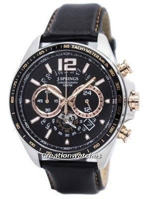 J.Springs by Seiko Motor Sports Chronograph 100M BFJ004 Men's Watch