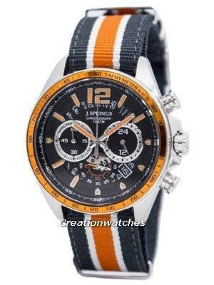J.Springs by Seiko Motor Sports Chronograph 100M BFJ005 Men's Watch