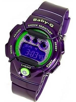 Casio Baby G World Time Digital BG-1005M-6D BG-1005M BG-1005M-6 Watch
