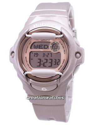 Casio Baby-G Digital World Time Databank BG-169G-4 Women's Watch