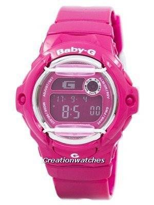 Casio Baby-G Pink World Time BG-169R-4B Women's Watch