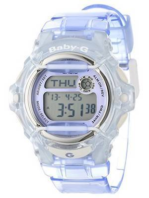 Casio Baby-G Digital BG-169R-6D BG-169R BG-169R-6 Womens Watch